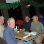 "Pete Clement, Ron Ray, Terry James, Jack v O at ""Shorline"" Gig Harbor"