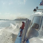 Jet boat from Pnom Penh to Siem Reap