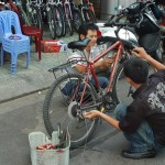 My Nha Trang transportation being fixed