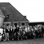 de Vries family reunion in 1993 in Ypecolgsca