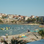 Black Sea beach Sozopol