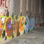 Athens Graffiti capital of the world, worse than Amsterdam.......