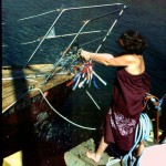 """May 17 1980 """"Fleetwood"""" christened by Laura, my second wife,"""