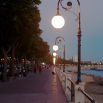 The boardwalk, malecon Mazara
