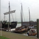 Kampen with my botter brothers and the Kogschip replica