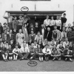 A school outing in 1953 with Hannelore, Willy and Jack in same picture