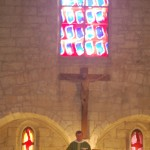 Mass at St.Louis Aigues Mortes (Dead Waters)