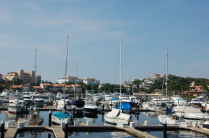 The Ixtapa Marina